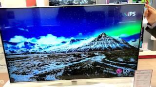 LG 55UH850V 2016 line-up Super UHD TV WebOS 3.0 HDR