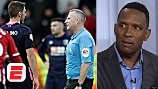 The whole thing is EMBARRASSING for Dan Gosling and Bournemouth - Shaka Hislop | Premier League