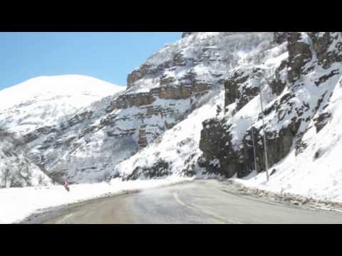 Tehran & Chalus Road