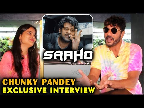 SAAHO Box Office Success | Prabhas | Chunky Panday Exclusive Interview Mp3