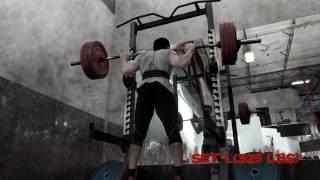 rp hypertrophy squat 325 lbs