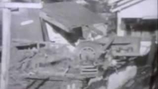 Red Cross Response To 1955 Yuba City Flood
