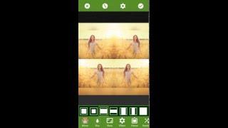 Mirror Blur - Square Blur 90