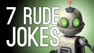 7 Rude Jokes We Didn