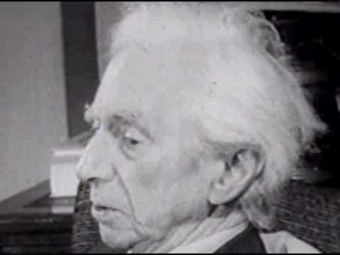 Re: Bertrand Russell on clarity and exact thinking