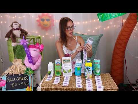 Best Best Coconut Water Products ~ How to Read Labels & Make