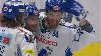 Highlights: Erste Bank Eishockey Liga, 6. Runde: Dornbirn Bulldogs - EC VSV 4:8