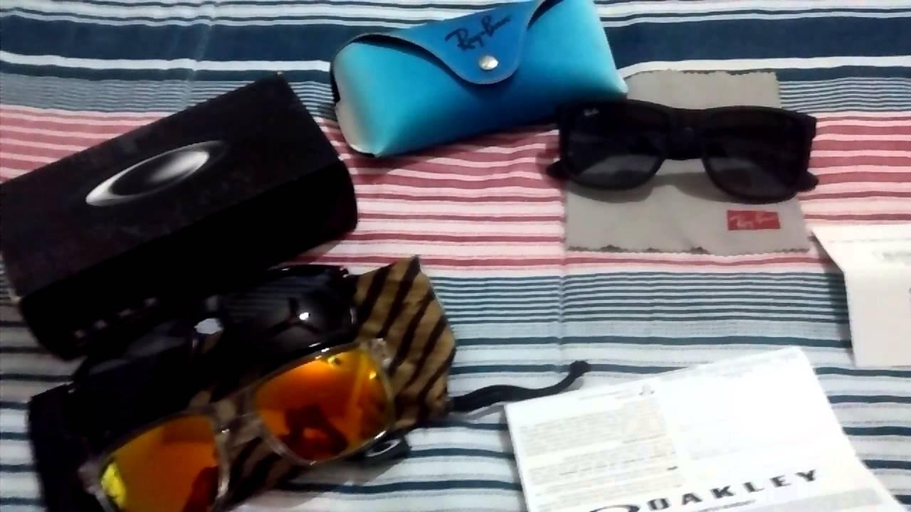 Óculos Oakley que vende na kanui são originais ... - YouTube 85179d8896b