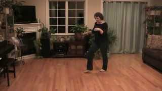 Call Waiting line dance by Johanna Barnes