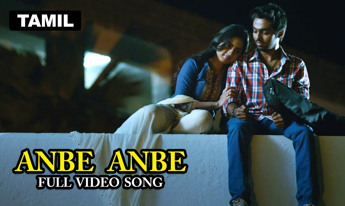 Anbe Anbe Official Full Video Song | Darling - YouTube