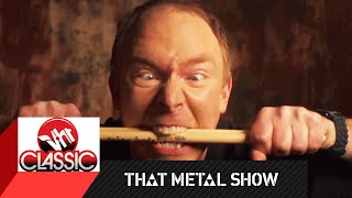 That Metal Show | Peter Criss and Richard Christy: Behind the Scenes | VH1 Classic