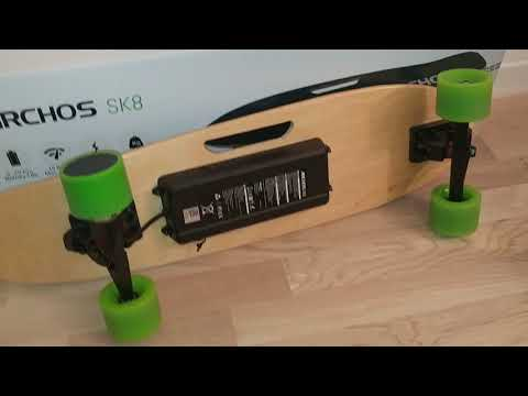Review: Archos SK8 Elektro-Skateboard