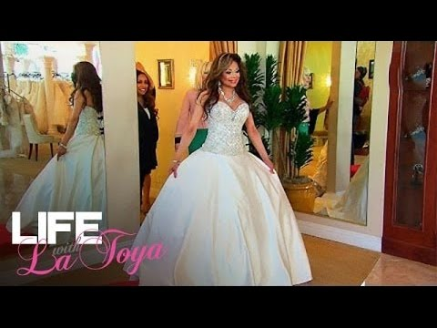 La Toya Wants a Wedding Dress to Impress | Life with La Toya | Oprah Winfrey Network