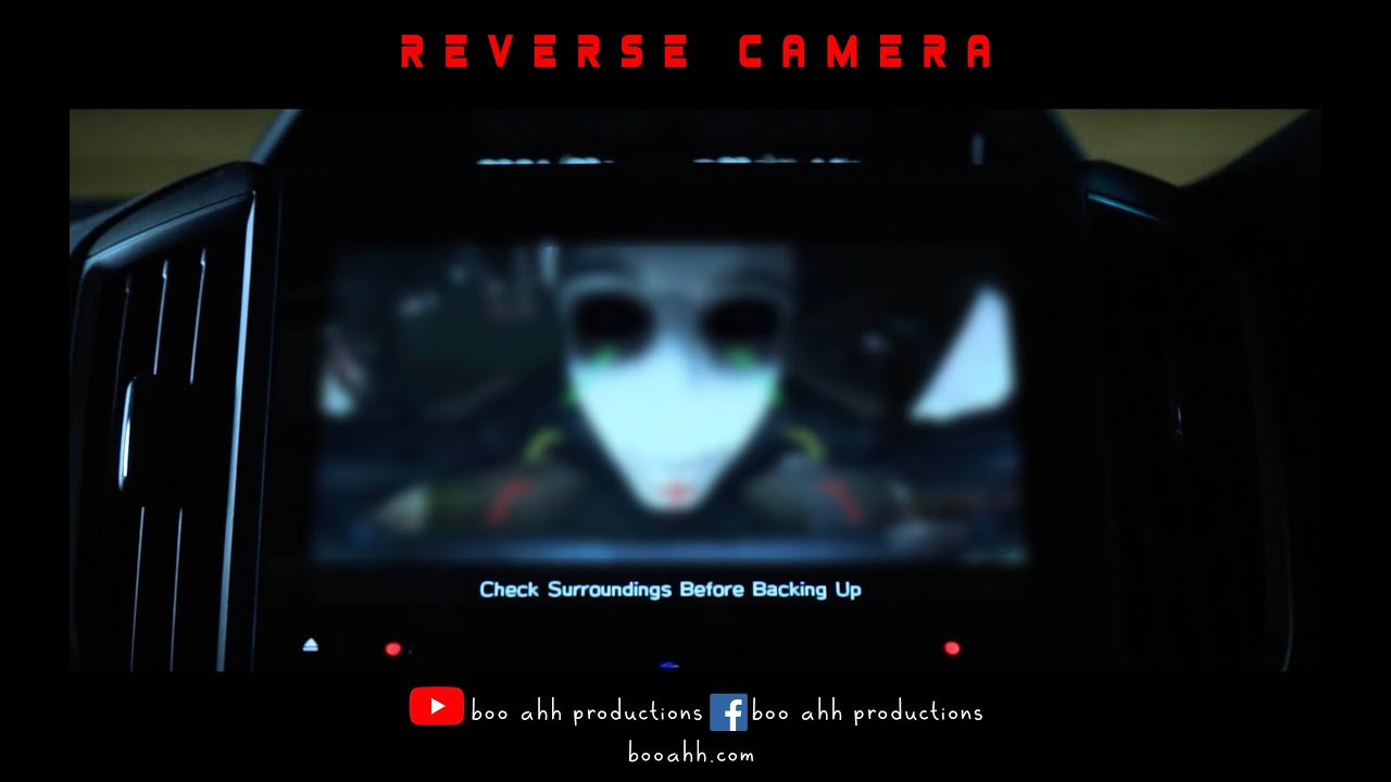 Bite-sized Horror - Reverse Camera