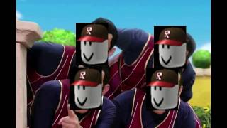 We Are Number One but every sound is replaced with the Roblox Death Sound