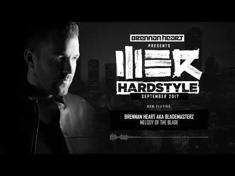 Brennan Heart presents WE R Hardstyle September 2017