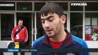 За три дня во Львове дважды подрались спортсмены из Армении и Азейрбаджана(Они приехали на чемпионат Европы по кунг-фу. И если в зале отношения выясняли кулаками, то во время уличной..., 2016-05-17T17:15:24.000Z)