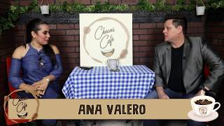 """Checo´s Café Ep 11.- Entrevista """"Ana Valero"""""""