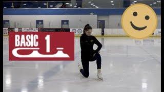 Basic 1 In Figure Skating