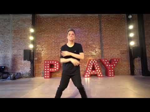 """Connor dancing to """"Without Me"""" by Eminem - choreo by Shane Bruce of Playground LA"""