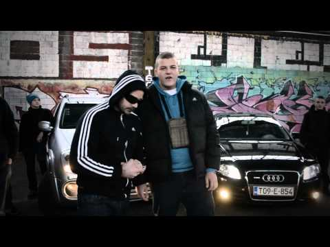 Capital City Crew (Nake & Luga) - Na crti (BandaBeatz) Official HD video