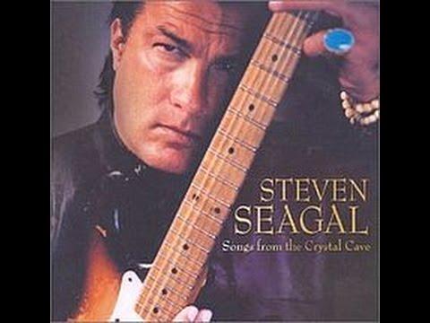 Steven Seagal - Girl It's Alright (Lyrics on screen)
