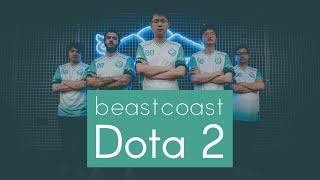 Announcing beastcoast Dota 2