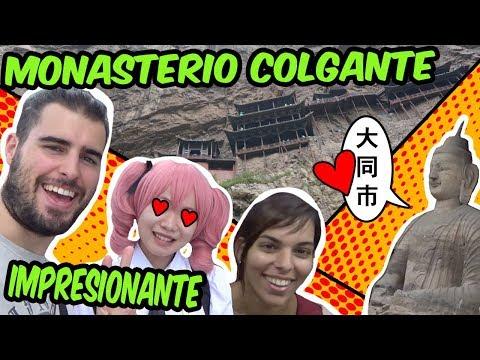 QUÉ VER EN DATONG. EL MONASTERIO COLGANTE | Vlog 5