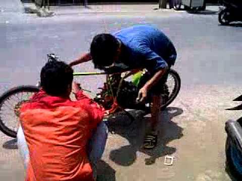 Balap liar Bani motor tigaraksa tangerang (BM)