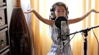 Becky G - Singing in the Shower (Mayleen Cover)