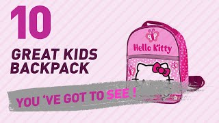 Hello Kitty Kids Backpacks // Amazon Uk Most Popular