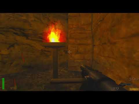 #12 - Return To Castle Wolfenstein Gameplay Deutsch Uncut PC