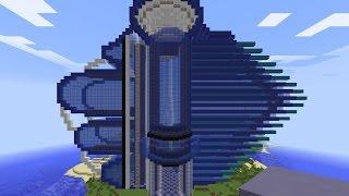 Механический Дом Майнкрафт (Minecraft 1.7.1+)