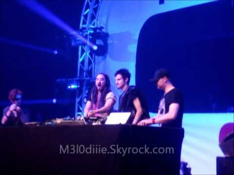 Steve Aoki & Knife Party @ I Love Techno 12 Novembre 2011