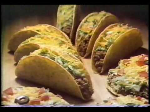 1979 Taco Bell ad