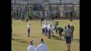 Pee Wee Football - Bulldog Style