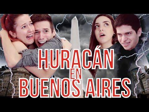 HURACAN EN BUENOS AIRES!! Ft BNT y El Demente