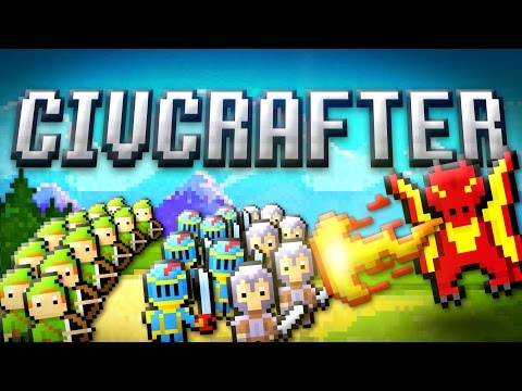 CivCrafter - Android IOS App (By Naquatic LLC) Gameplay Review [HD+] #01 Lets Play