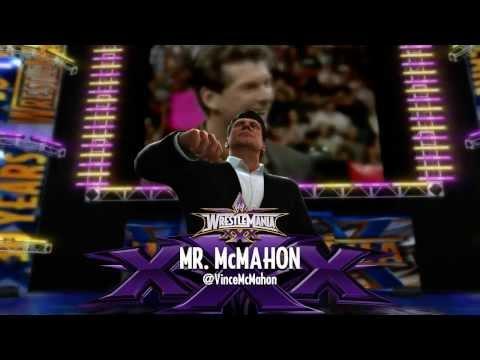 nL Live on Twitch.tv - Vince McMahon vs. The Streak [WWE 2K14]