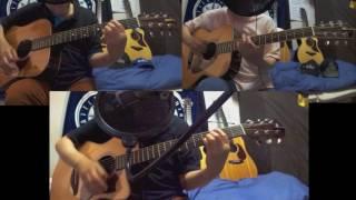 Martin HD-28 (Rhythm Guitar) / Yamaha AC3R (Rhythm & Lead Guitar) /...