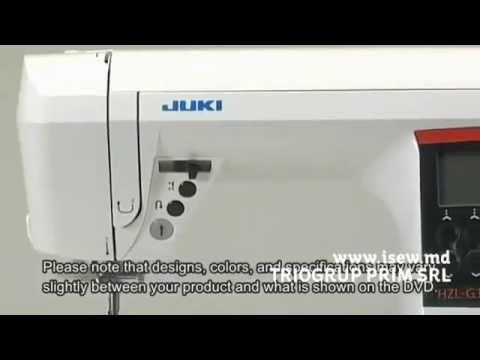 Видео Инструкция к швейной машине toyota sp 100 200