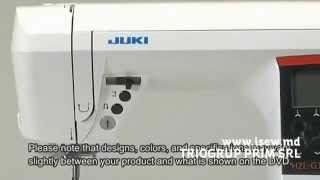 видео Швейная машина Juki HZL-G110