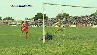 Goli la ushindi kwa Stand United ikiichapa Yanga 1-0 CCM Kambarage (TPL - 19/01/2019)