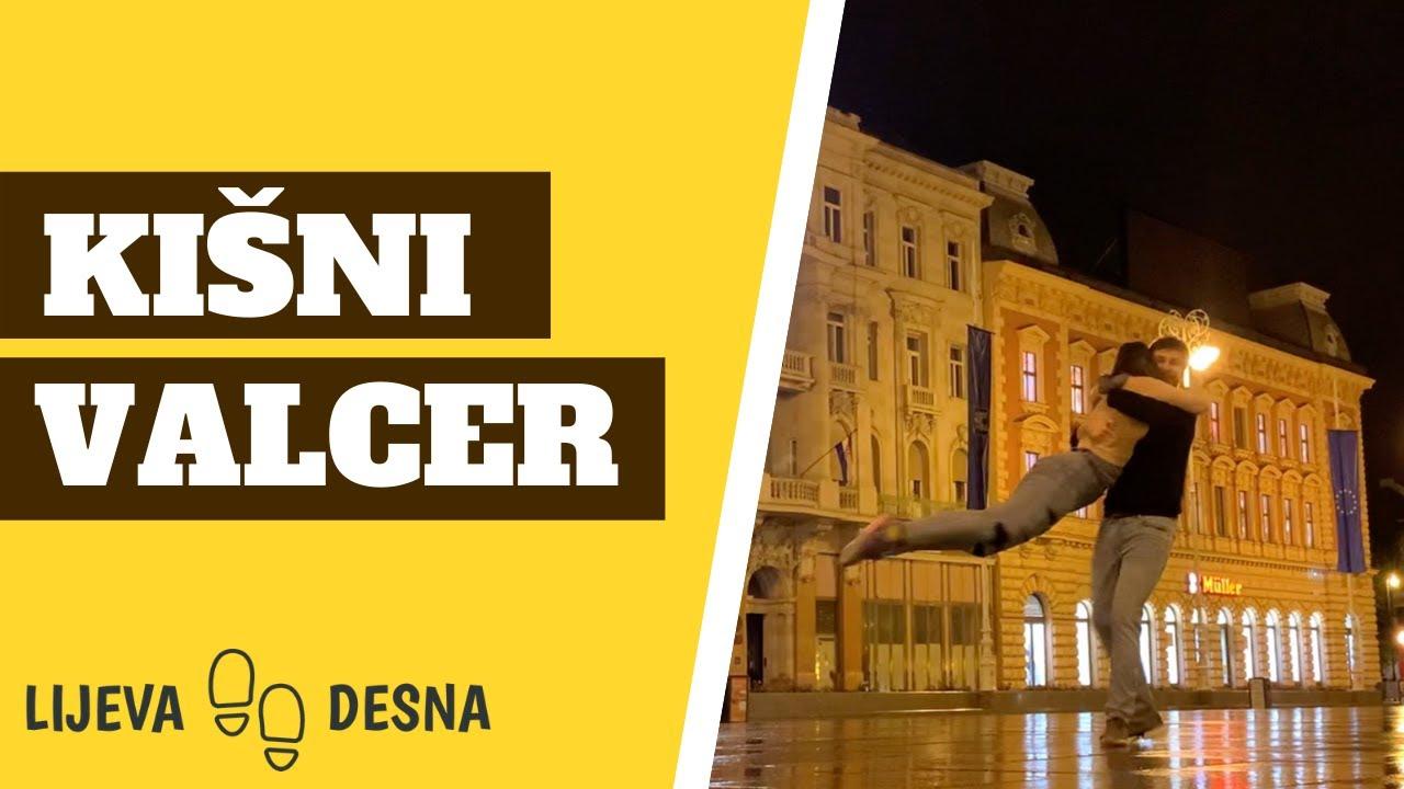 Marko & Antea: Kišni bečki valcer kroz Zagreb | Lijeva&Desna