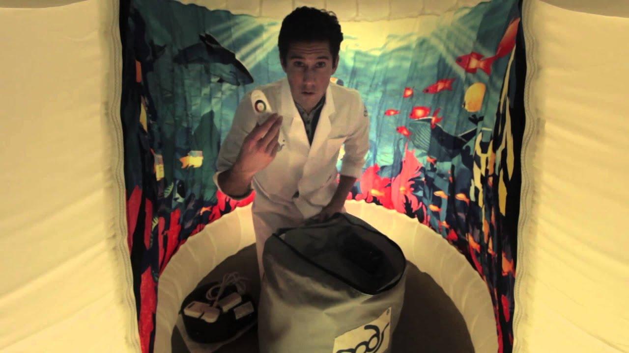 PODS Contents Explainer Inflatable Childrenu0027s Play Den Sensory Tent Pop Up Play  sc 1 st  YouTube & PODS Contents Explainer Inflatable Childrenu0027s Play Den Sensory ...