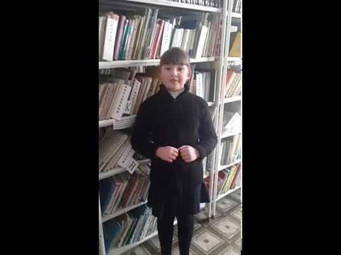 Изображение предпросмотра прочтения – ЕкатеринаПрозорова читает произведение «Дары Терека» М.Ю.Лермонтова
