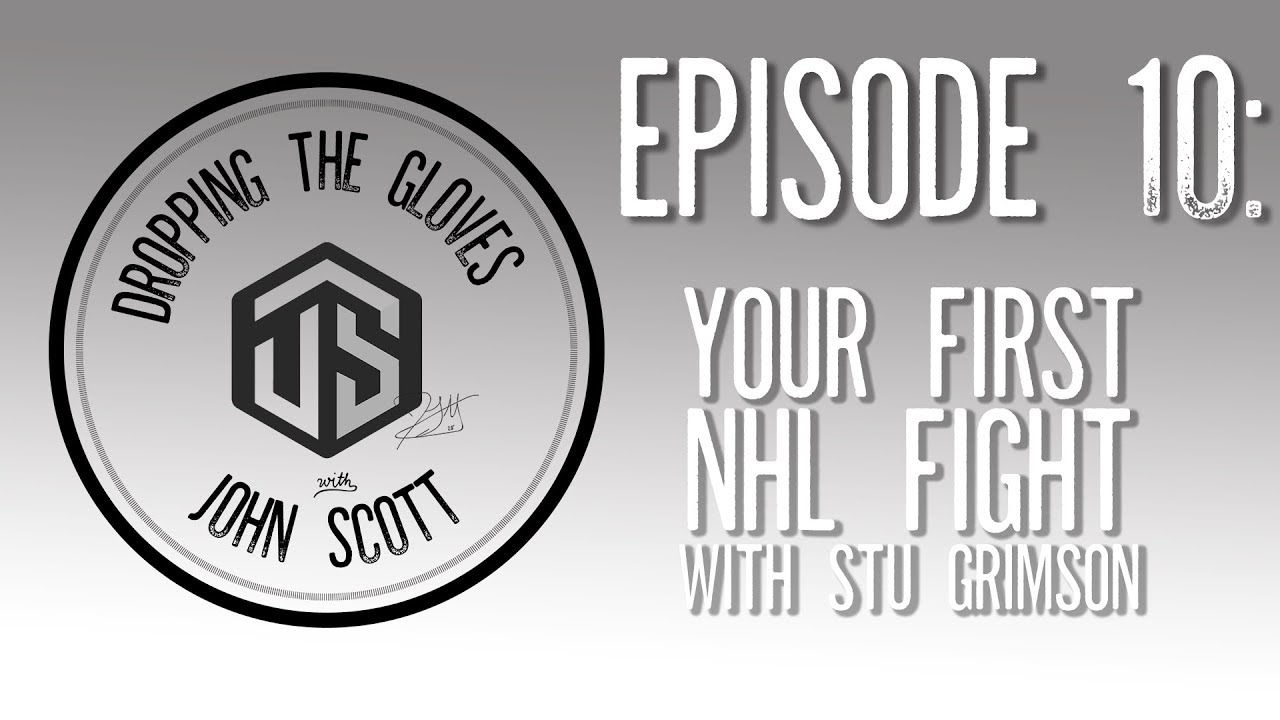 Great interview between John Scott and Stu Grimson!