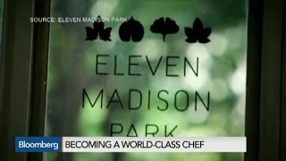 Becoming a World-Class Chef