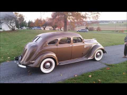 Classic Cars For Sale 1936 Chrysler Airflow Azcarsandtrucks