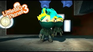 LittleBigPlanet 3 - Fortnite-Ninja Skin
